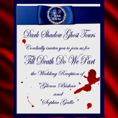 Till Death Do We Part Murder/Mystery Dinner